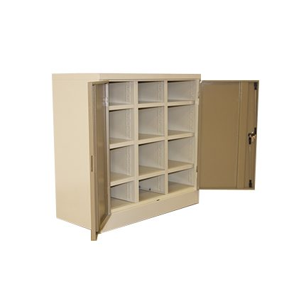 12 Compartment Pigeonhole Cabinet | PH003