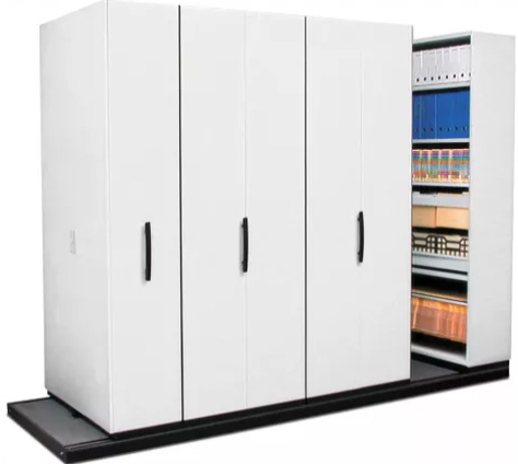 Bulk Filer Shelving System
