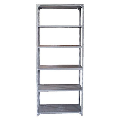 Open Steel Shelving Unit 2215mm High | AUC26