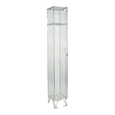 Single Wire Mesh Locker | LOC001M