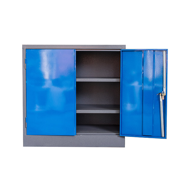 Triple H Display Shelving Lockers Steel Office Furniture South Africa Desks_0010_900 stationery cabinet blue doors