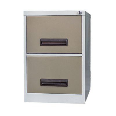 2 Drawer Filing Cabinet | 2FC01