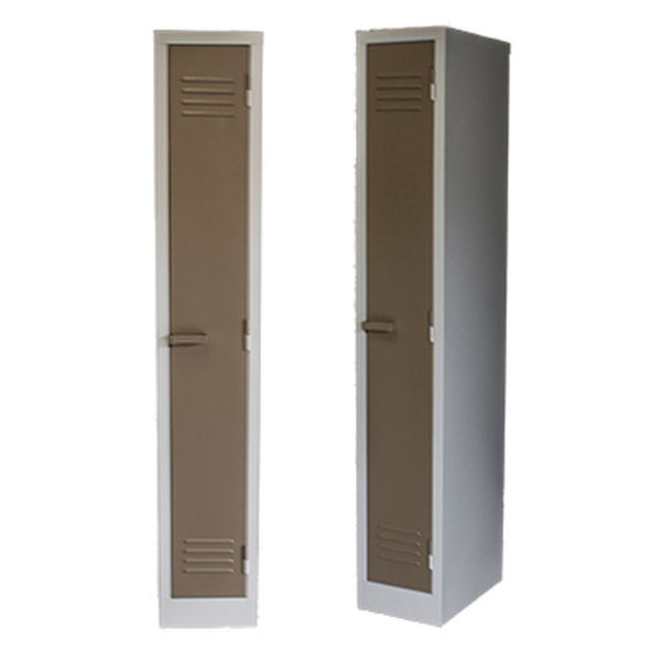 Triple H Display Shelving Lockers Steel Office Furniture South Africa_0006_single door locker ivory