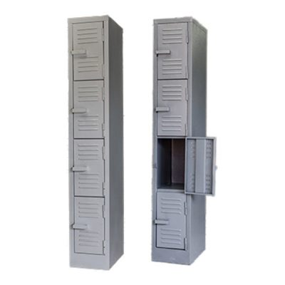 4 Compartment Locker | LOC004