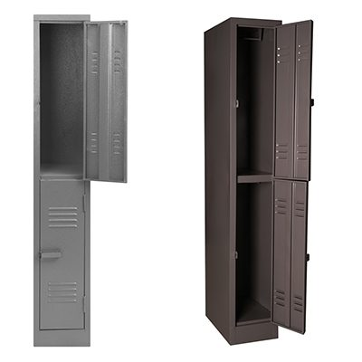 2 Compartment Locker | LOC002