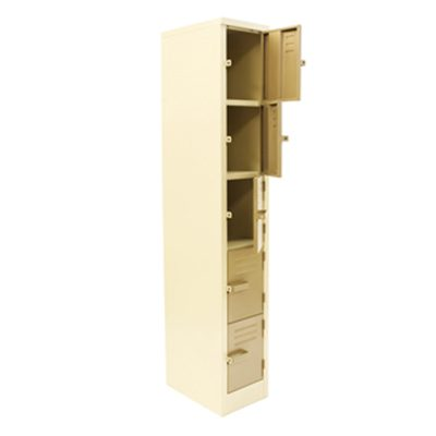 5 Compartment Locker | LOC005