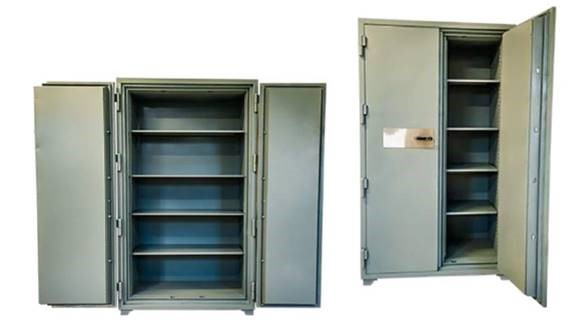 Fire Resistant Stationery Cabinets