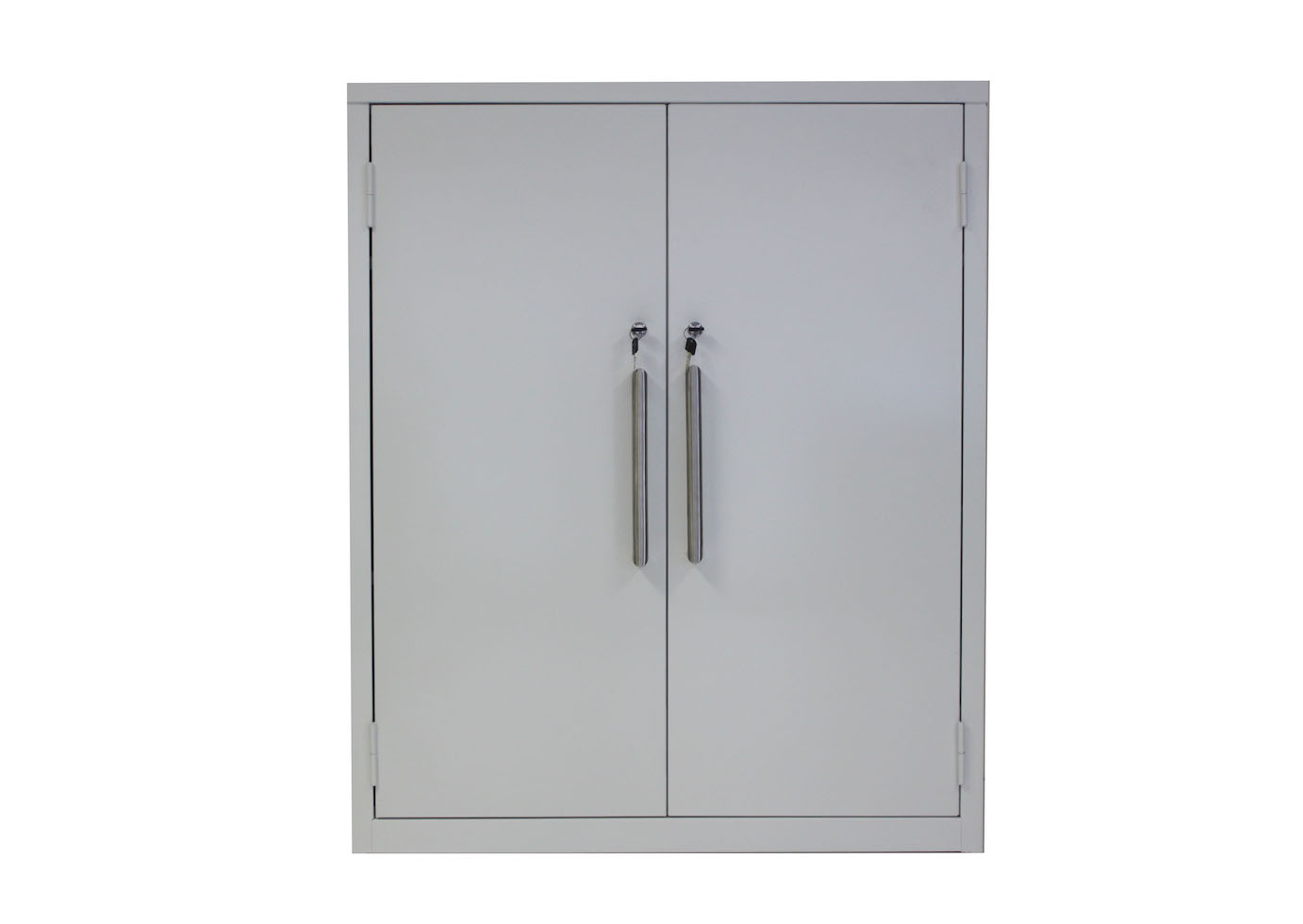 2 Door Cabinet with Shelves